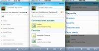 Windows Live Messenger estrena nuevo cliente web para móviles, basado en HTML5