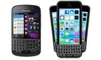 BlackBerry está demandando a los creadores del teclado para iPhone Typo2, sí... otra vez