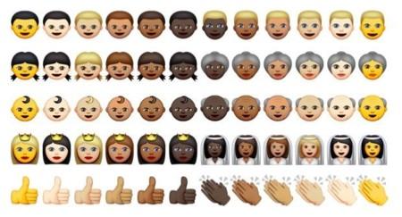Estos son algunos de los 300 nuevos emojis que se estrenarán en iOS 8.3 y OS X 10.10.3
