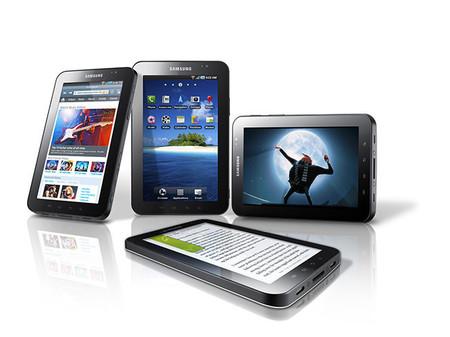 Tablets Android de gama media disponibles en México