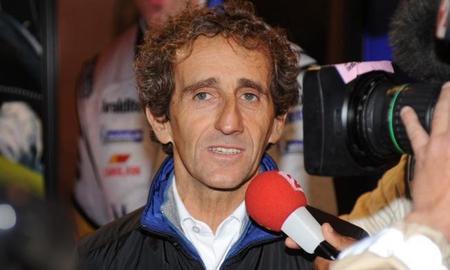 """Alain Prost: """"En mis tiempos no había que preocuparse tanto por los neumáticos"""""""
