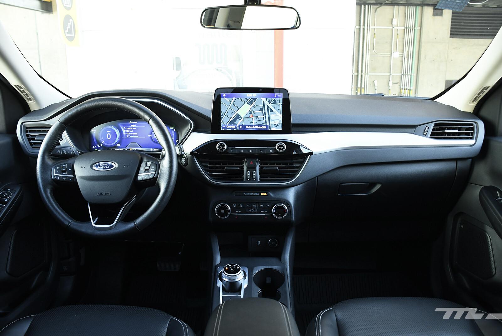 Foto de Ford Escape Hybrid (prueba) (12/22)