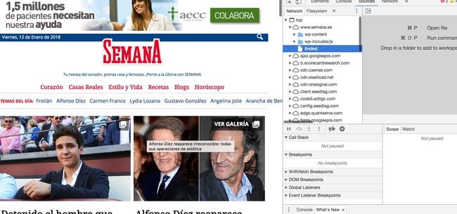 Window Y Revista Del Corazon Prensa Rosa Y Famosos Revista Semana