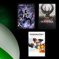 Overwatch y Saints Row IV: Re-Elected entre los juegos que están para jugar gratis este fin de semana con Xbox Live Gold