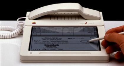 Este es el primer teléfono de Apple