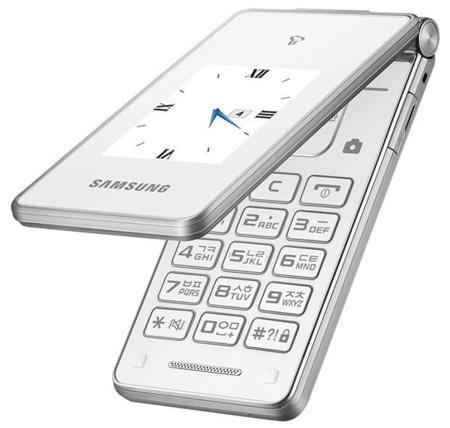 Samsung Master Dual, crece en Corea la oferta de terminales tipo concha