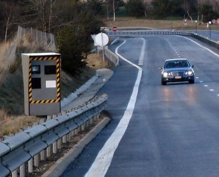 121 km/h = multa, ¿bueno o malo?