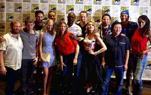 Comic-Con 2015: 'Scream Queens', 'Heroes Reborn', 'The Vampire Diaries', series de FX y más