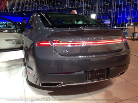 Lincoln Mkz 20