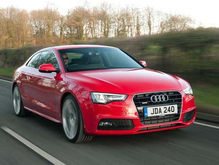 Audi A5 Coupe RHD