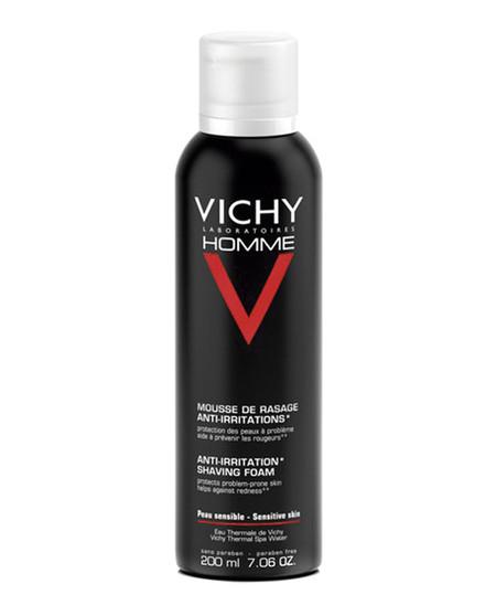 Espuma Afeitado Anti Irritaciones Piel Sensible Vichy Homme Vichy