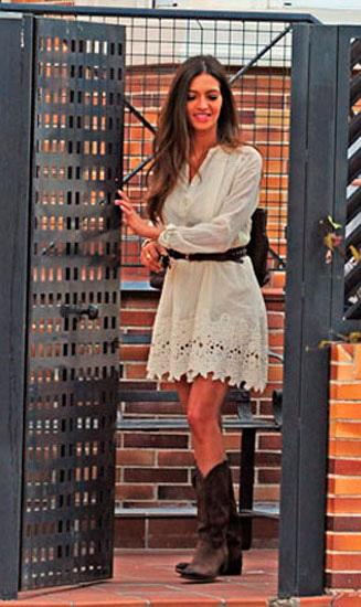 Sara Carbonero Street Style