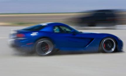 Hennessey Venom Viper, el más rápido de la clase de los superdotados