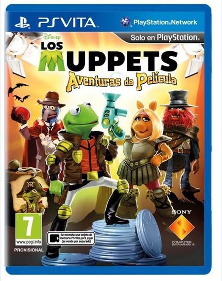 Muppets Aventuras 11162014