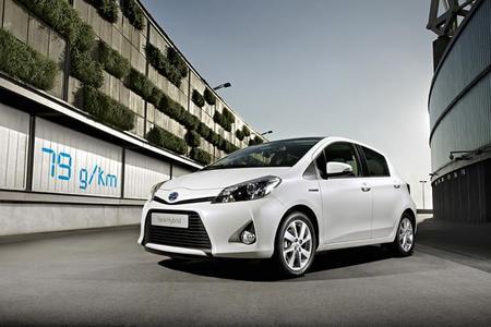 Toyota alcanza los 100.000 híbridos vendidos en Europa durante 2012
