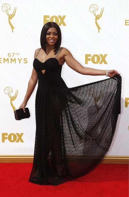 Taraji P Henson Emmys 2015