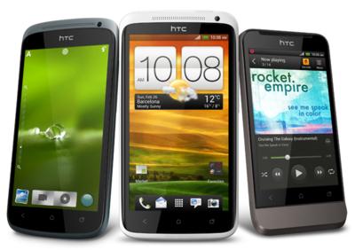 HTC: los usuarios prefieren teléfonos delgados a mayor autonomía