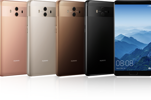 "Huawei Mate 10 y Mate 10 Pro: pantallas ""sin marcos"", doble cámara Leica e inteligencia artificial más desarrollada"