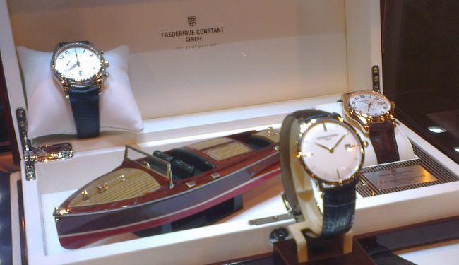 Caja Regalo Reloj Frederique Constant