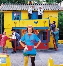 Astrid Lindgren's World, el parque temático de Pipi Calzaslargas