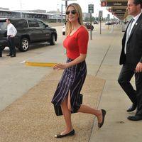 Ivanka Trump y su falda de lápiz favorita vuelven a conquistar la ciudad de Washington DC