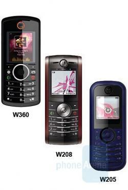 Más modelos de Motorola para el 3GSM