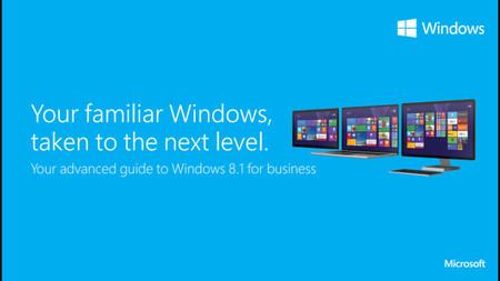 Nuevas guías de Microsoft de Windows 8.1 para empresas
