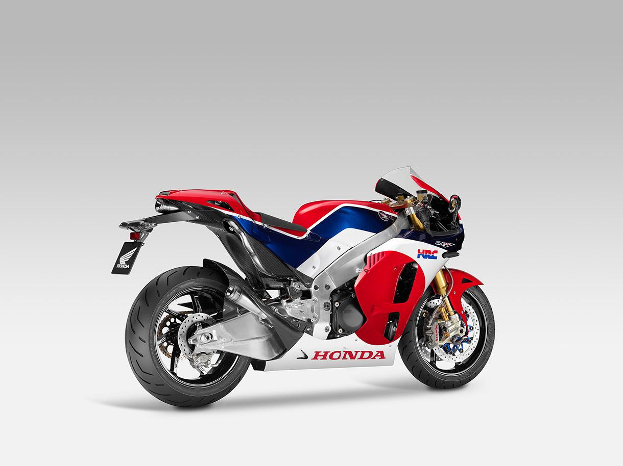 Foto de Honda RC213V-S, MotoGP para la calle (4/7)