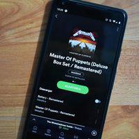 Ahora Spotify permite la descarga de hasta 10 mil canciones para escuchar en modo sin conexión