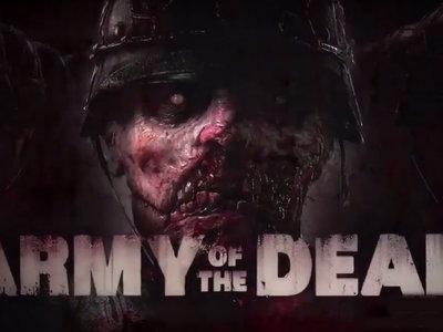 Se filtra el primer tráiler de Army of the Dead, el modo zombis de Call of Duty WWII