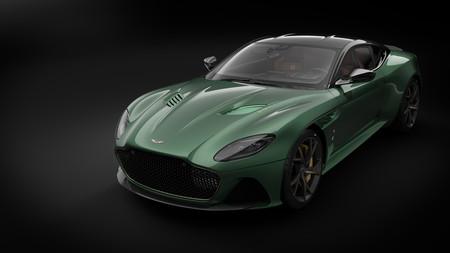 Este Aston Martin DBS 59 limitado a 24 unidades rinde homenaje a la victoria del DBR1 en Le Mans en 1959