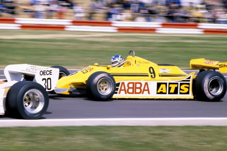 Borgudd F1 1981