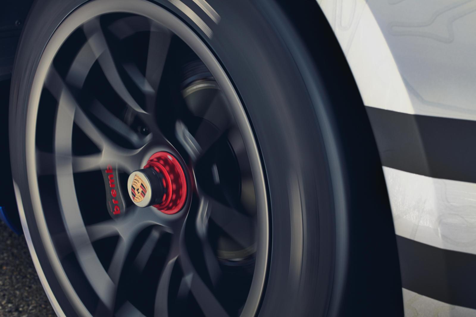 Foto de Porsche 911 GT3 Cup (13/22)