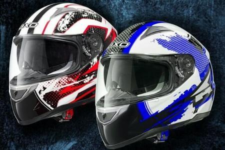 Nuevos cascos deportivos de AXO: Edge y ST3