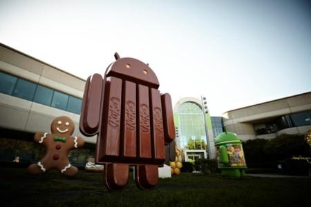 Android 4.4 KitKat podría significar el acercamiento a la gama de entrada