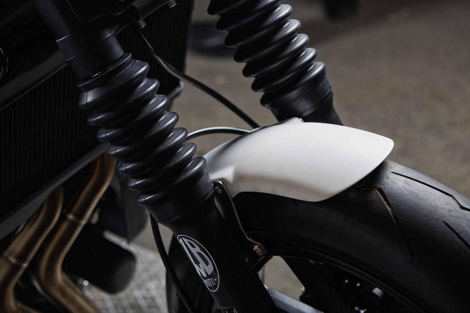 Foto de Yamaha XSR700 Super 7 by JvB-Moto (21/25)