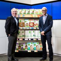 Microsoft imagina el supermercado del futuro (que puede cambiar por completo cómo hacemos la compra)