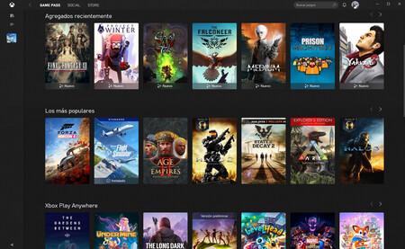 Así se ve xCloud en el navegador: el servicio de videojuegos en la nube de Microsoft que llegará esta primavera con Xbox Game Pass