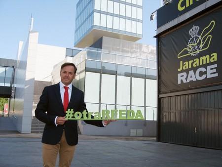 Manuel Aviñó sucede a Carlos Gracia al frente de la Real Federación Española de Automovilismo