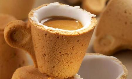 Cookie Cup, tomaté un café y luego cómete la taza