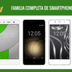 Así queda el catálogo completo de móviles bq tras la llegada de los nuevos bq Aquaris U, U Plus y U Lite