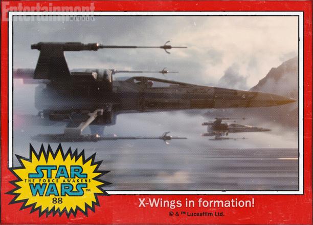 Foto de 'Star Wars: El despertar de la fuerza', imágenes oficiales en forma de cromos (7/8)