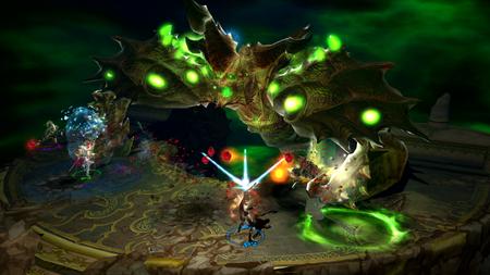 Así se ve Diablo III: Eternal Collection en Nintendo Switch en un gameplay de su multijugador y otro en modo portátil [GC 2018]