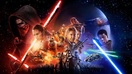 Poster Despertar Fuerza Starwars