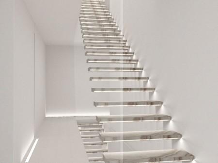 Interiorismo Escalera Diseno