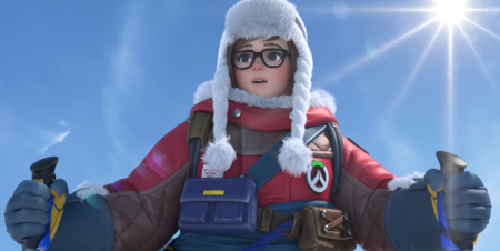 Overwatch nos cuenta la historia de Mei en un fantástico cortometraje animado de diez minutos [GC 2017]