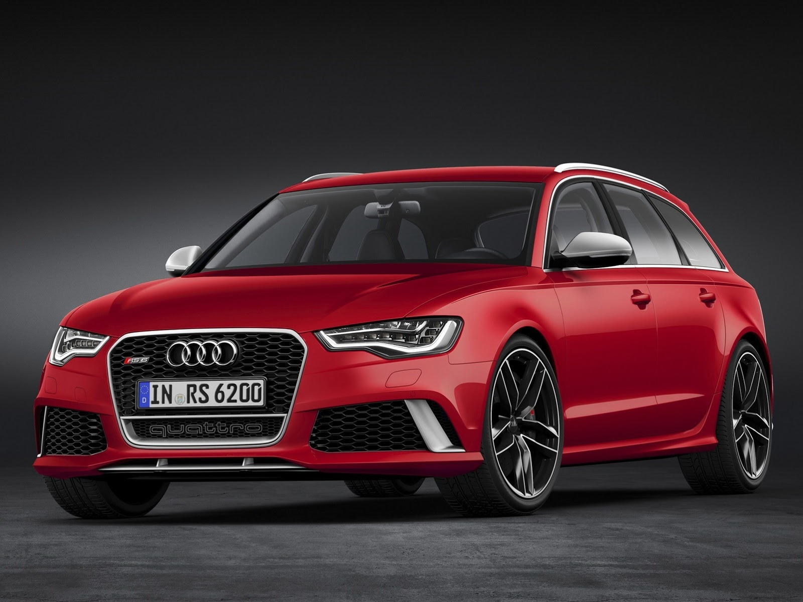 Foto de Audi RS6 Avant 2013 (4/8)
