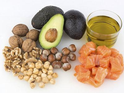 Siete alimentos colmados de grasas que pueden ayudarte a estar en forma
