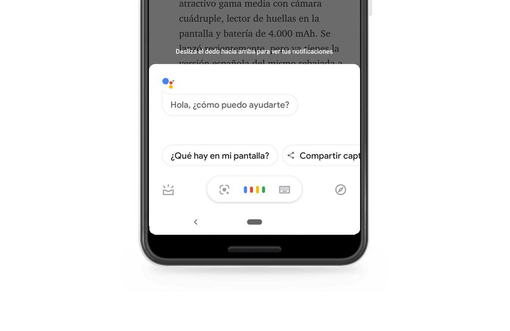Asistente de Google: cómo habilitar o deshabilitar la búsqueda contextual '¿Qué hay en mi pantalla?'