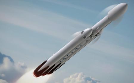 Space X nos enseña en vídeo como serán sus próximos cohetes reutilizables: Falcon Heavy